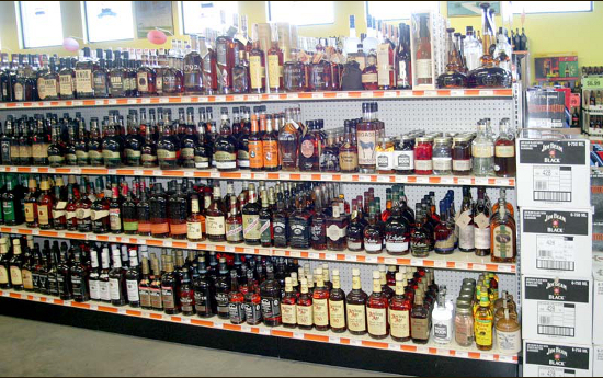 Jim Beam, Maker's Mark, Woodford Reserve, Heaven Hill, Wild Turkey, Buffalo Trace, Tom Moore and more...